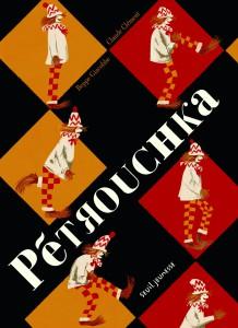 Livre Petrouchka chez Seuil (couverture)
